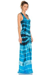 Maxi Dress by Young Fabulous & Broke Stretchy Racer-back Drape Maxi