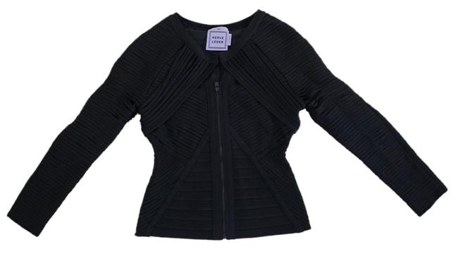 Hervé Leger Top Black