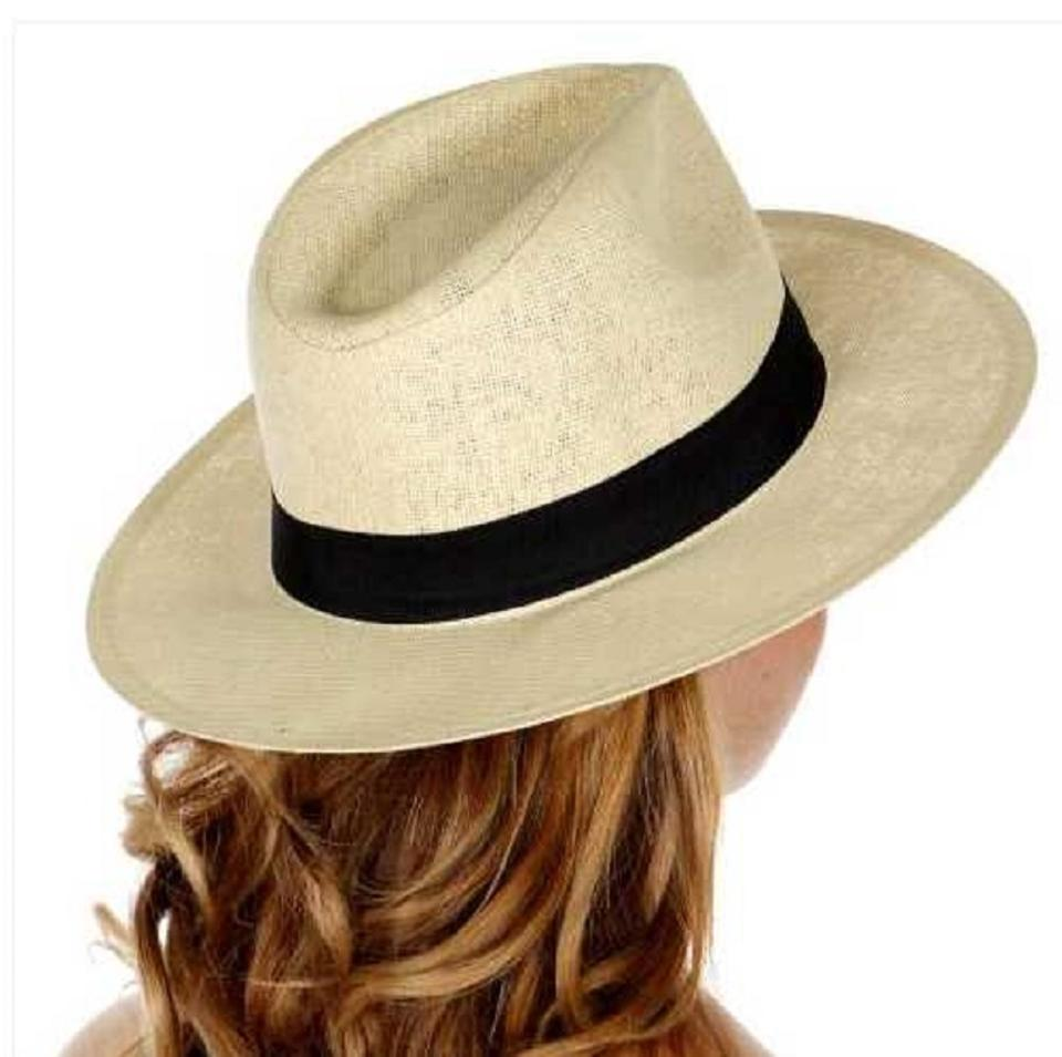 e55dcdc1feadc Natural New Simple Band Hat - Tradesy