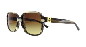 Tory Burch Tory Burch TY7098 Olive Horn Frame Sunglasses
