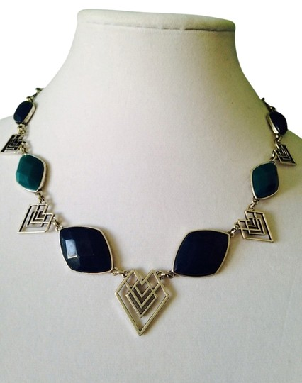 Preload https://img-static.tradesy.com/item/2308823/lucky-brand-shades-of-bluesilver-necklace-only-additional-matching-pieces-sold-seperately-0-0-540-540.jpg