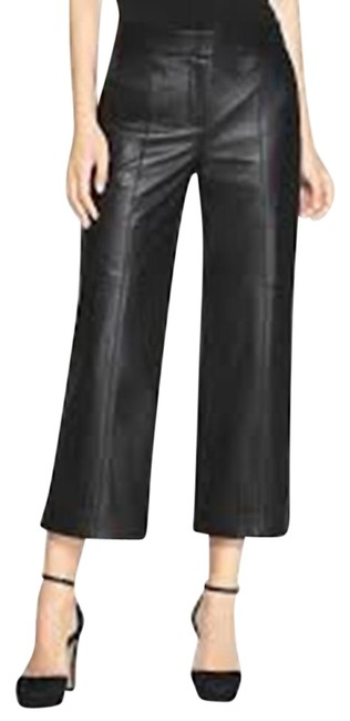 Item - Whbm Leather Culotte Pants Size 6 (S, 28)