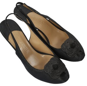 2fffbd59462 Chanel Slingback Shoes - Up to 70% off at Tradesy (Page 3)