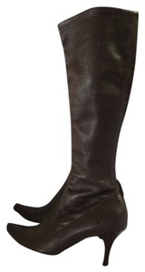 Cole Haan Dark Brown Boots