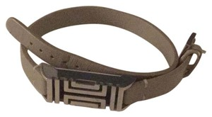 Tory Burch Tory Burch for Fitbit Leather Wrap Bracelet.