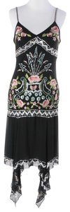 Sue Wong Beaded Nocturne Padded Dress