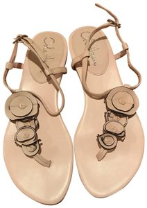 Cole Haan Pale Pink Flats