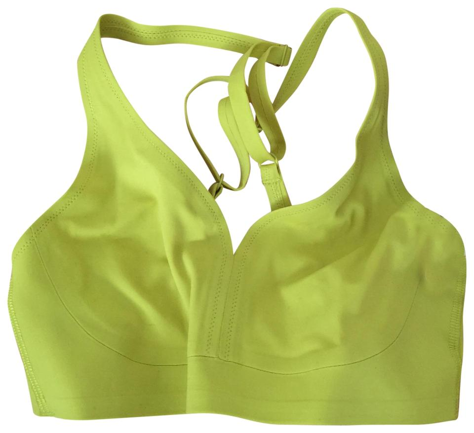 cdc8e80ae9 Lululemon Almost Pear Define Activewear Sports Bra Size 4 (S