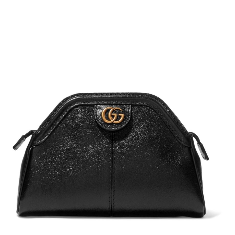 1e90cd07b Gucci Re(Belle) Leather Clutch - Tradesy