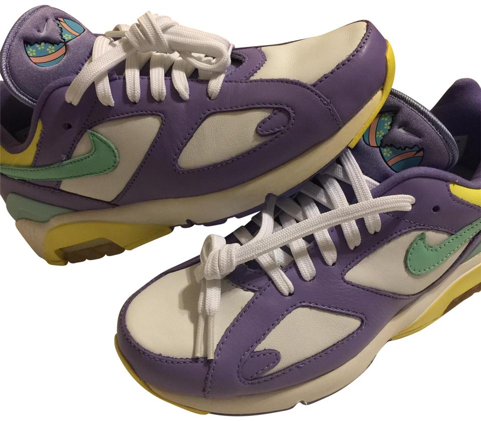 60c6a13cf4 Nike Easter Egg Air Max 180 Sneakers Size US 8 Regular (M, B) - Tradesy