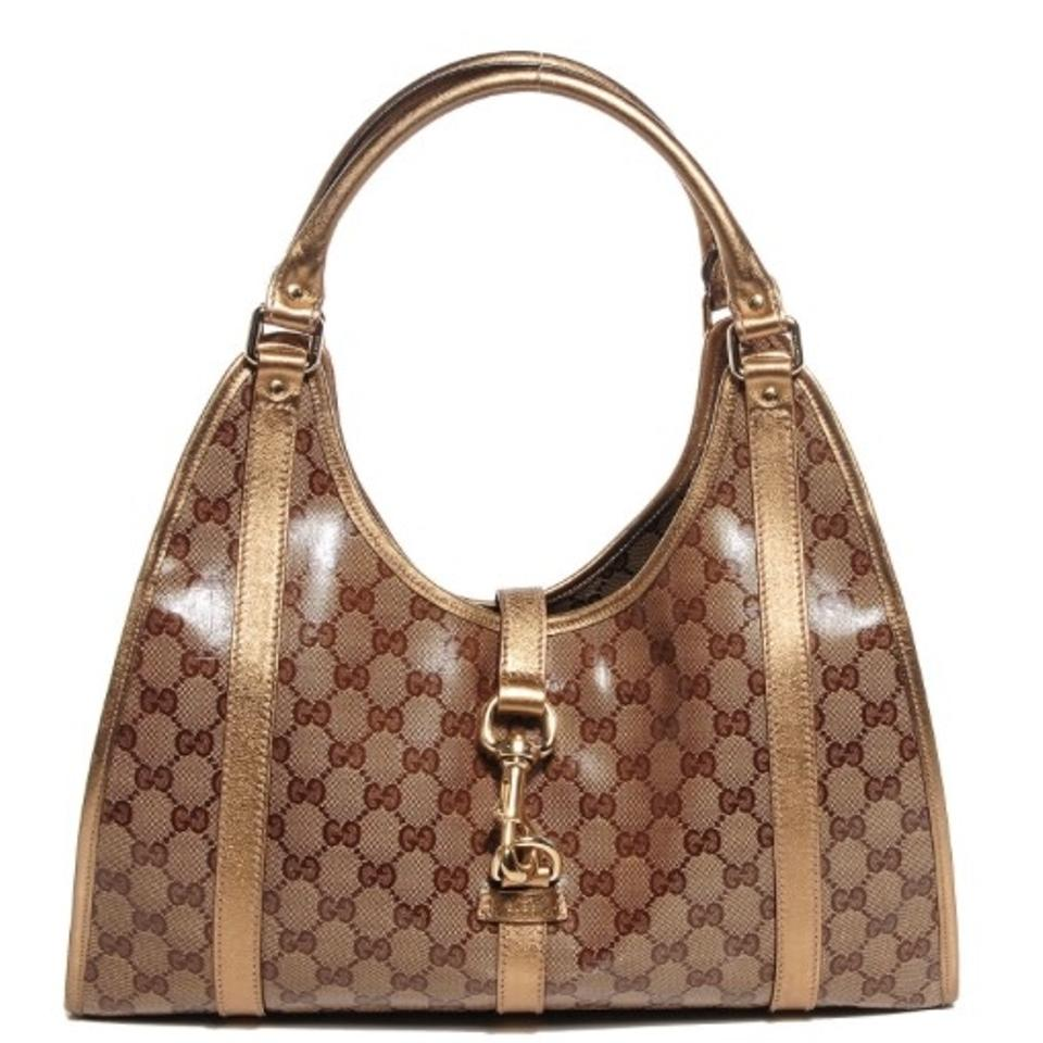 Gucci Joy Monogram Shoulder Bag
