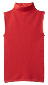 Theory Top Red Coral