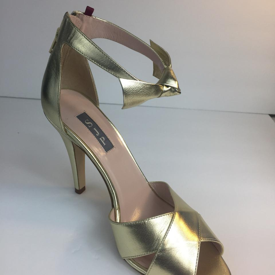 dab21318c39 SJP by Sarah Jessica Parker Tan New High Heels Formal Shoes Size US 9.5  Regular (M, B) 71% off retail
