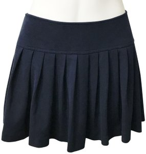Tail Tail Tennis Skirt Navy Blue Pleated Athletic Wear Mini