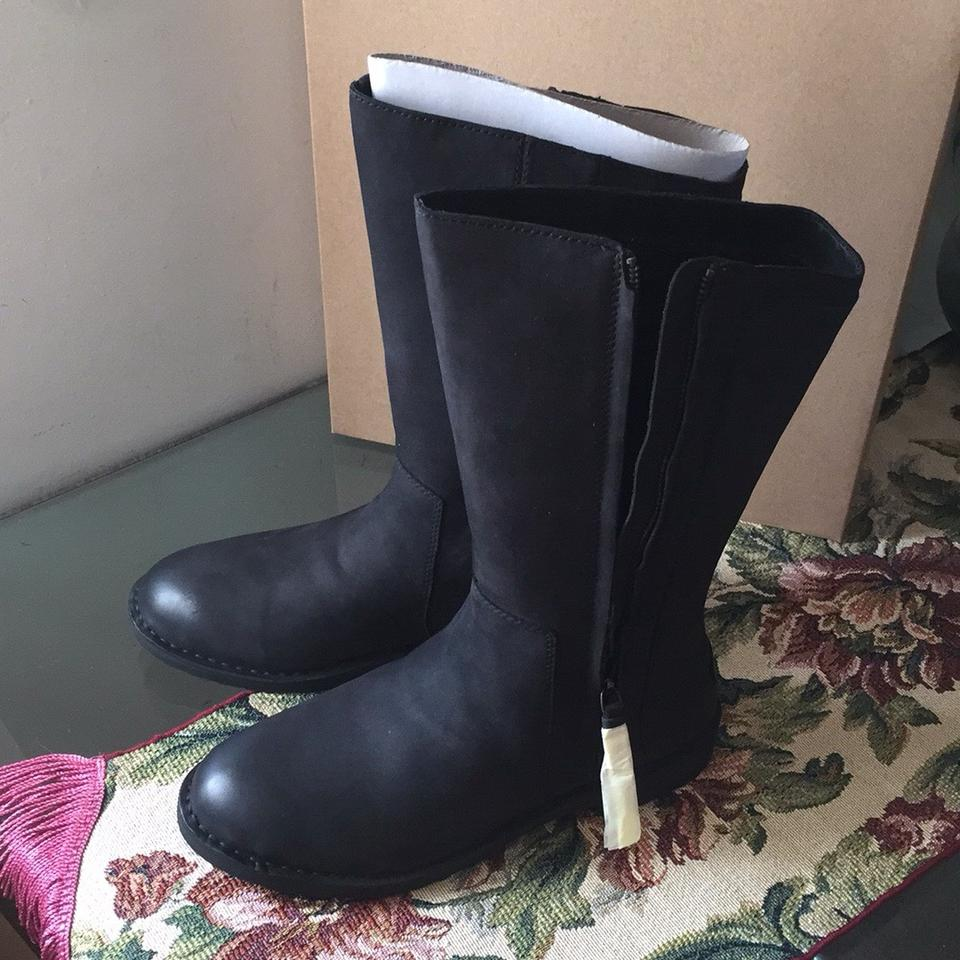 181c3201ca4 Black Elly Boots/Booties