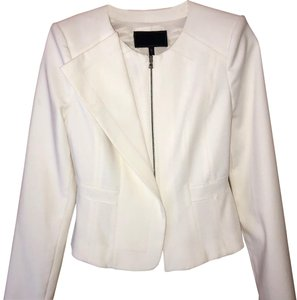 BCBGMAXAZRIA white Jacket