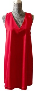 BB Dakota short dress red on Tradesy
