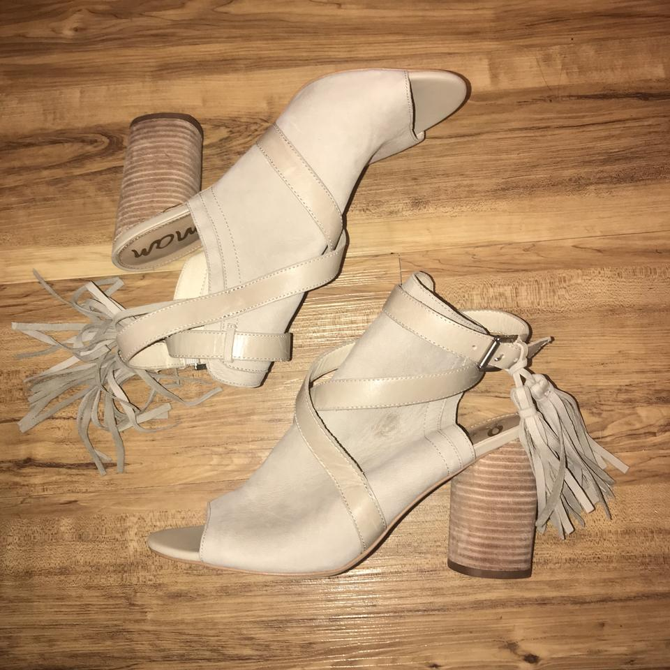 3658af3ba Sam Edelman Brown Beige Taupe Vermont Boots Booties Size US 10 ...