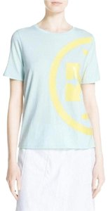 Tory Burch New T-shirt New T-shirt New Shortsleeve New Small With Tag T Shirt yellow
