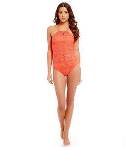 Kenneth Cole Reaction Lyst -kenneth cole reaction crochet high neck