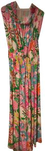 Multicolor Maxi Dress by Lilly Pulitzer for Target Maxi
