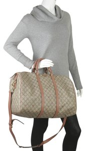 Gucci Gucci 216484 GG Star Canvas Duffle Bag (145491)