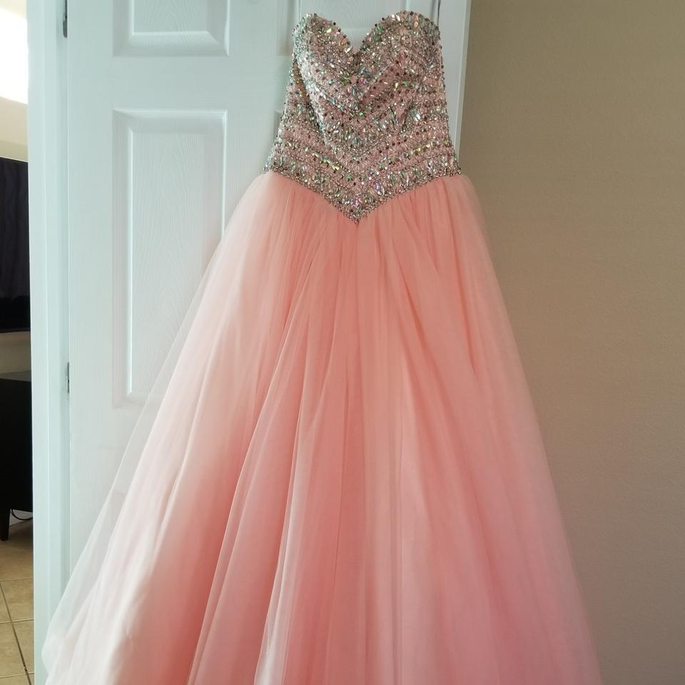 Mary\'s Bridal Prom Or Quinceanera Long Formal Dress Size 2 (XS ...