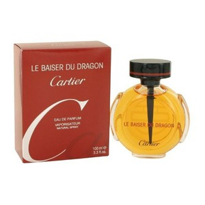 Cartier Le Baiser Du Dragon By Cartier Eau De Parfum Spray 3.3 Oz