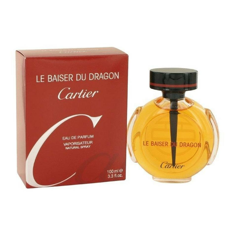 Cartier Le Baiser Du Dragon By Eau De Parfum Spray 33 Oz Fragrance