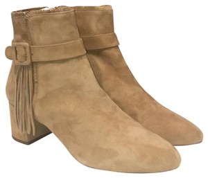 Aquazzura Tan Boots