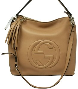 7a71803ca Gucci Soho Leather Shoulder Bags - Up to 70% off at Tradesy