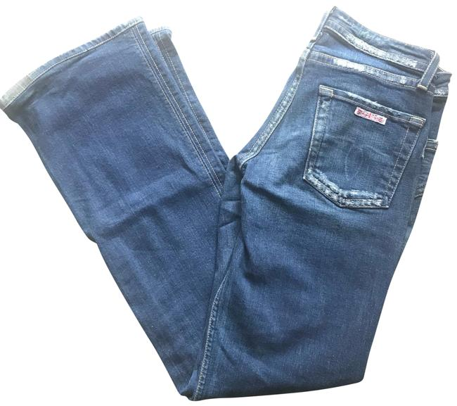 Item - Distressed . Boot Cut Jeans Size 8 (M, 29, 30)