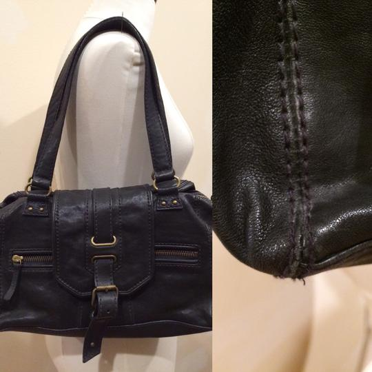 Madewell Satchel in Black