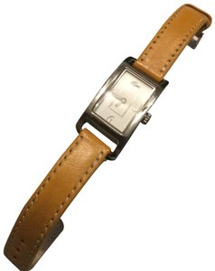 Lacoste Lacoste leather watch