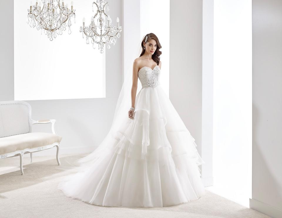 Ivory Wedding Gowns: Ivory Jolies Bridal Collection 2016 Style Number Joab16487