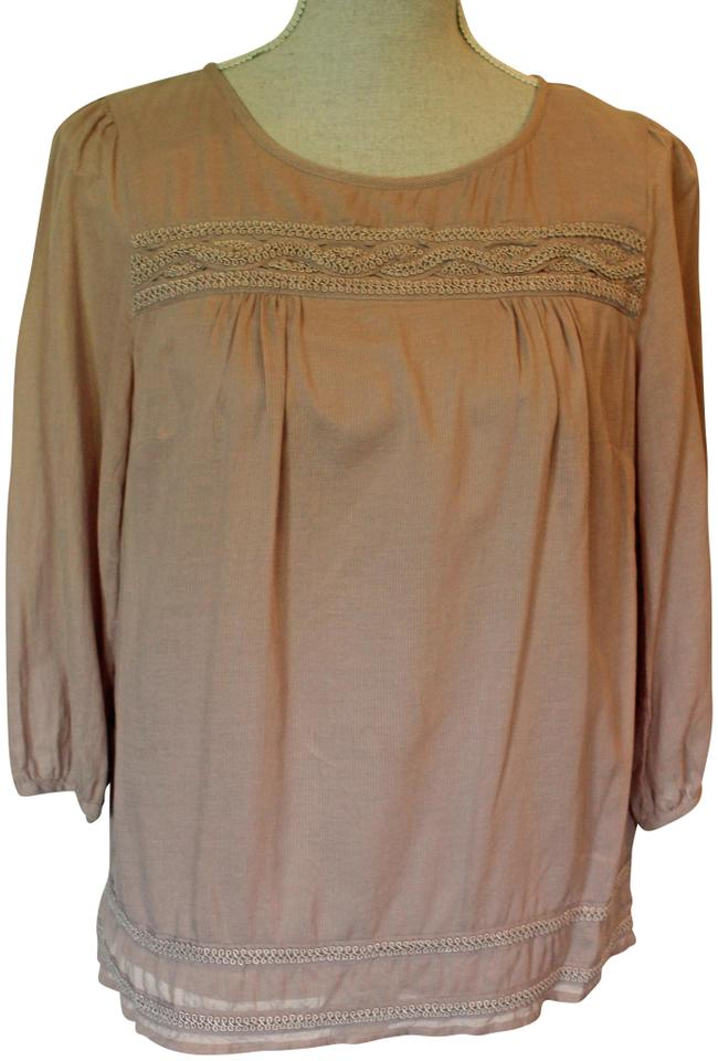 7db87fb71ab62 Boden Antique Pink Blouse Size 8 (M) - Tradesy