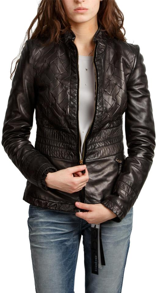 competitive price nice shoes sells Roberto Cavalli Black Women's Warm Zip New 38 S Jacket Size 6 (S) 59% off  retail