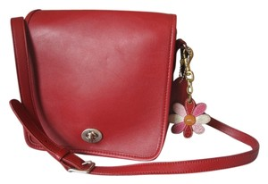 Coach Companion Flap Shoulder Bag