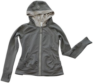 Lululemon Fashionable And Stylish Hoodie Figure Flattering Jacket