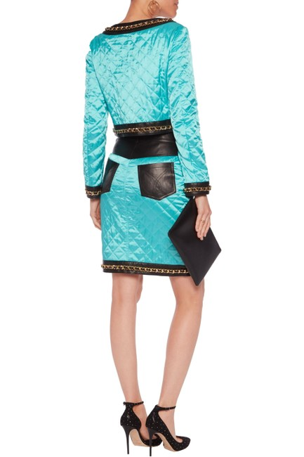 Moschino Mini Skirt Blue Image 3