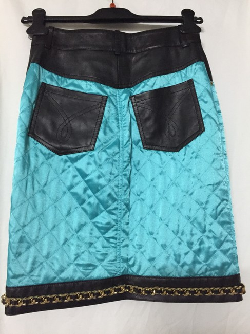 Moschino Mini Skirt Blue Image 5