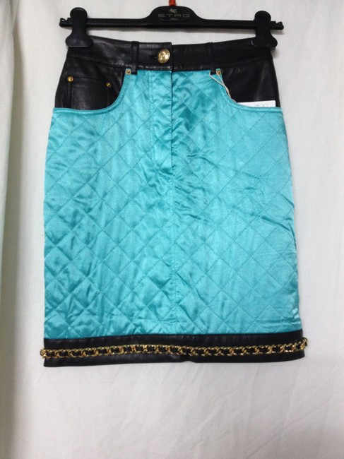 Moschino Mini Skirt Blue Image 7