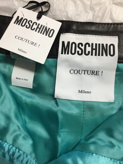 Moschino Mini Skirt Blue Image 8