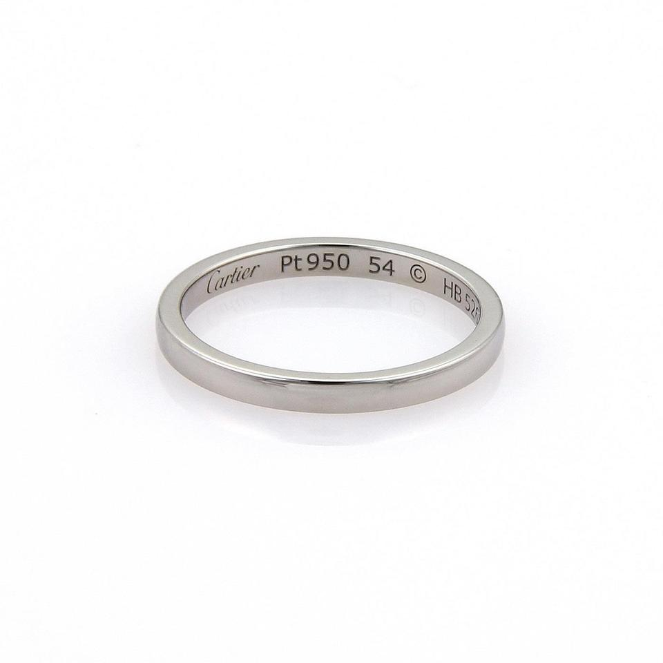 products solid comfort domed plain gold white band stellar platinum bands wedding width fields fit