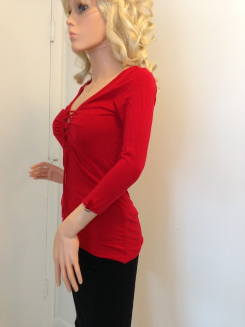Miss Sixty Top Red