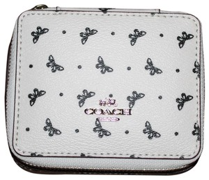 Coach Coach F59785 Butterfly Travel Jewelry Box/Holder Case