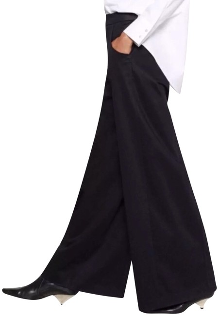 Item - Navy Blue Join Life Palazzo Trousers Pants Size 6 (S, 28)
