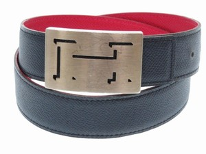 Hermès ( ULTRA RARE ) Reversible Shadow Outline H Logo Belt Kit 866228