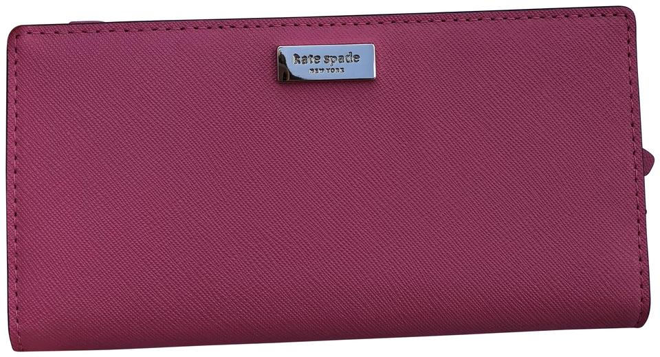 9637a15b6ddb Kate Spade NWT Kate Spade Laurel Way Stacy Saffiano Leather Wallet Image 0  ...