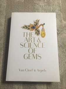 Van Cleef & Arpels Coffee Table Book Decor Decoration